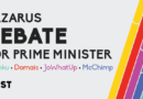 Lazarus – Prime Minister Debate: April 2020 Election