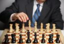 shallow focus photo of chess set